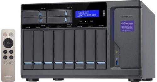 Qnap TVS-1282-i7-64G-450W
