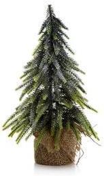 Enjoy Juletre med glitter 26cm