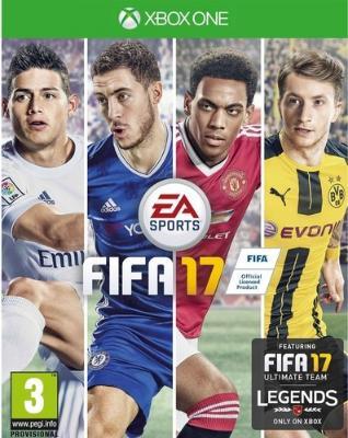 FIFA 17 til Xbox One