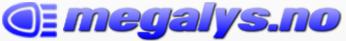 Megalys.no logo