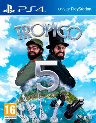 Tropico 5 til Playstation 4