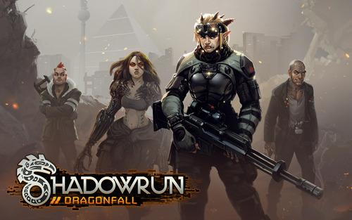 Shadowrun: Dragonfall – Director's Cut til Linux