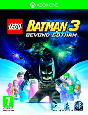 LEGO Batman 3: Beyond Gotham til Xbox One