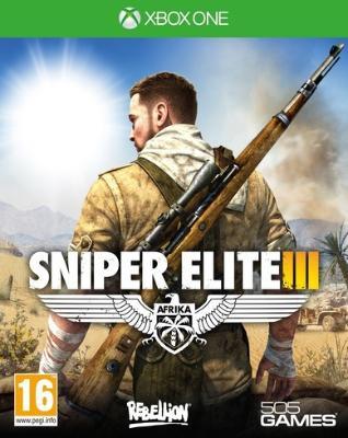 Sniper Elite III til Xbox One