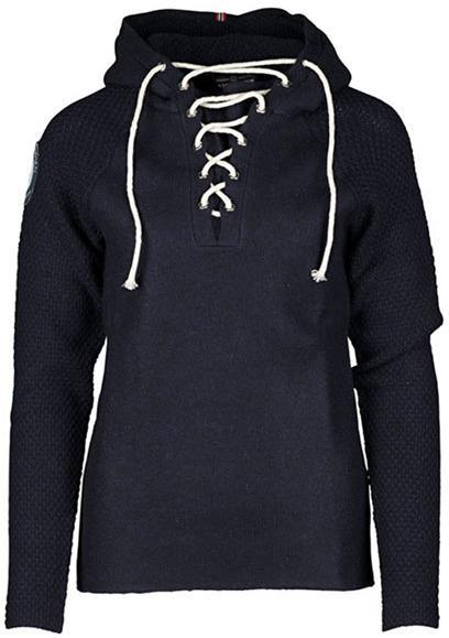 b4daf516 Best pris på Amundsen Boiled Laced Hoodie (Dame) - Se priser før kjøp i  Prisguiden