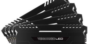 Corsair Vengeance LED DDR4 3200Mhz 64GB (4x16GB)