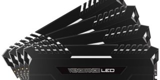 Corsair Vengeance LED DDR4 3200Mhz 64GB (4x16GB)