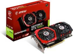 MSI GeForce GTX 1050 Ti Gaming X 4G