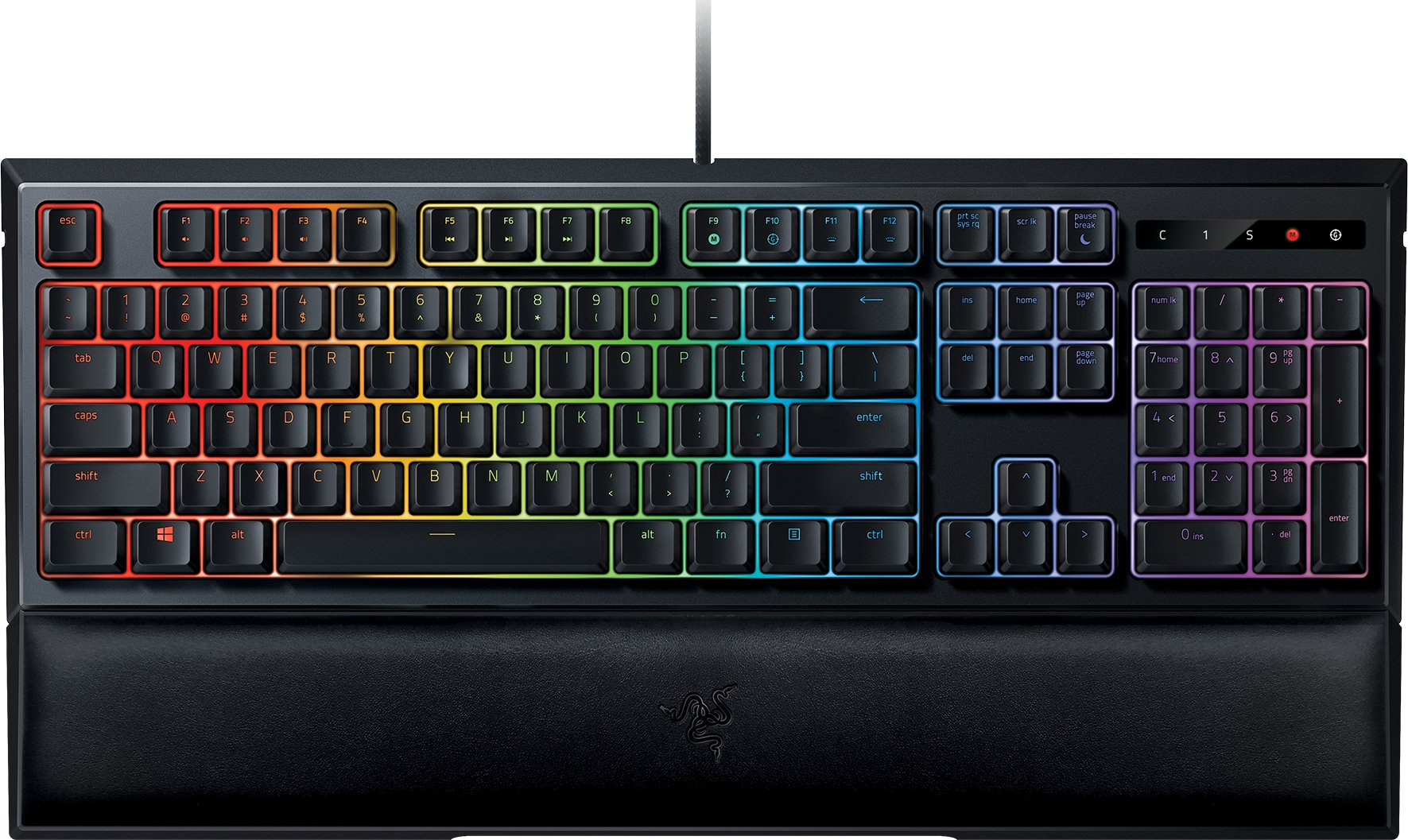 Razer Ornata Gaming Tastatur | FINN.no