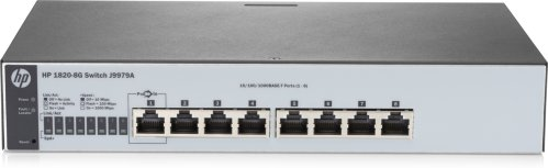 HPE OfficeConnect 1820-8G