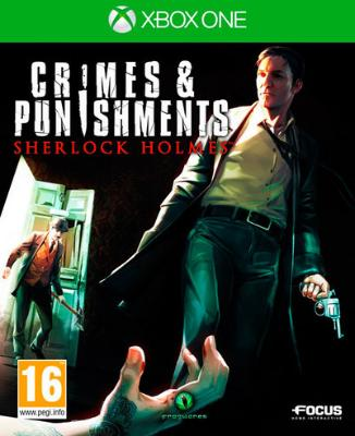 Sherlock Holmes: Crimes & Punishments til Xbox One