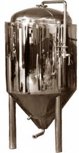 200 liters Konisk Gjæringstank