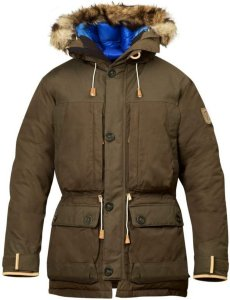 Fjällräven Fjällräven Expedition Down Parka No. 1 M's Dark Olive