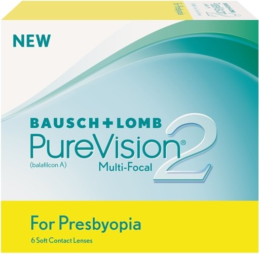 Bausch & Lomb PureVision2 For Presbyopia 6p