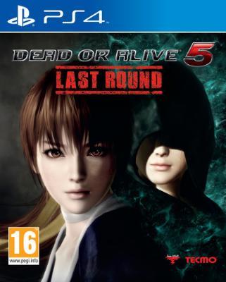 Dead or Alive 5: Last Round til Playstation 4