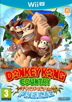 Donkey Kong Country: Tropical Freeze til Wii U