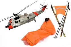 Jerven Fjellduken King Size Rescue Orange
