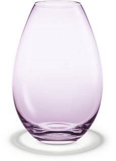 Holmegaard Cocoon vase 17 cm