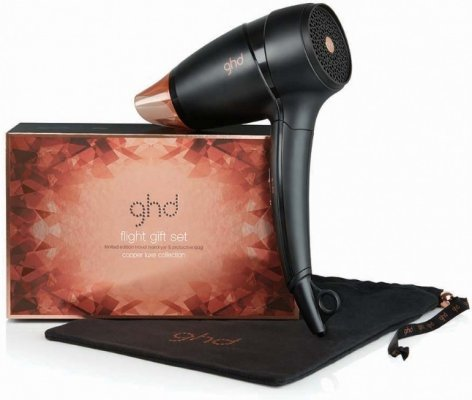 GHD flight travel gift set