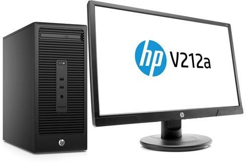 HP 280 G2 MT (m/skjerm)