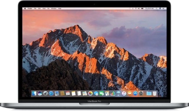 Apple MacBook Pro 13 i5 2.0Ghz 8GB 256GB (Late 2016)