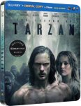 The Legend of Tarzan Steelbook
