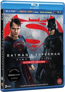 Batman v Superman: Dawn on Justice Ultimate Ed