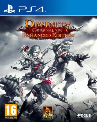 Divinity: Original Sin Enhanced Edition til Playstation 4