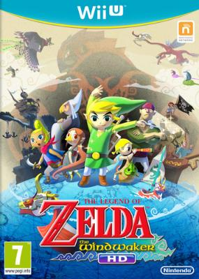 The Legend of Zelda: The Wind Waker HD til Wii U