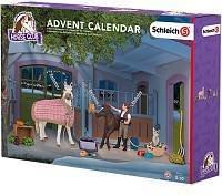 Schleich 97151 julekalender med hester