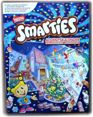 Smarties Adventskalender