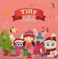Tilly & Friends Skjønnhets Adventskalender