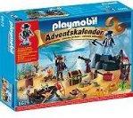 Playmobil 6625 Pirat Julekalender