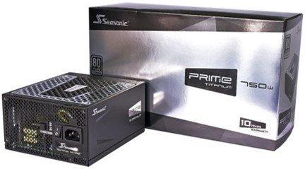 Seasonic Prime Titanium 750W