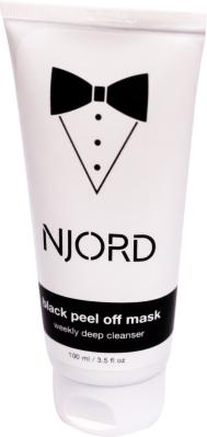 Njord Black Peel Off Mask 100ml
