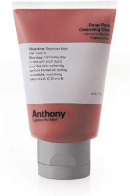 Anthony Deep-Pore Cleansing Clay 113ml