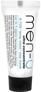 Men-Ü D-Tox Deep Cleansing Clay Mask 15ml