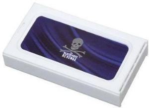 The Bluebeards Revenge Double Edge Safety Razor Barberblader 10 Stk
