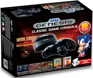 Sega Mega Drive 25th Anniversary Edition