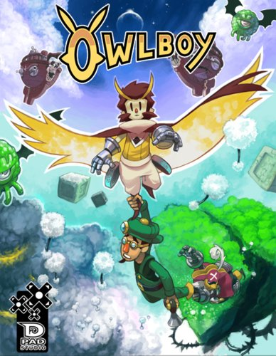 Owlboy til PC