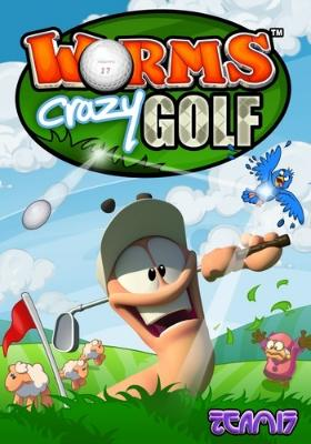Worms Crazy Golf til PC