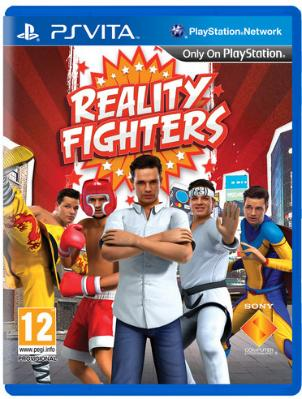 Reality Fighters  til Playstation Vita