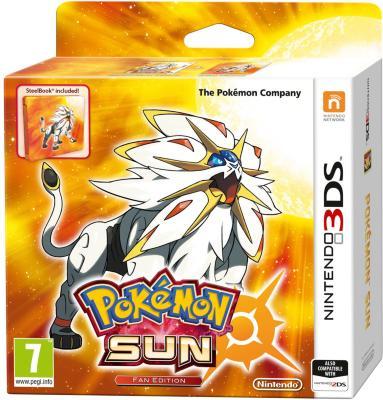 Pokémon Sun Fan Edition til 3DS