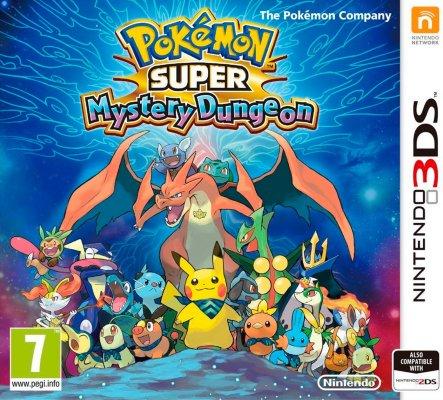 Pokémon Super Mystery Dungeon til 3DS