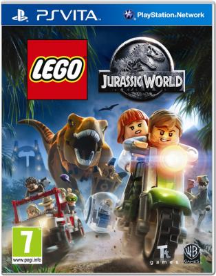 LEGO Jurassic World til Playstation Vita