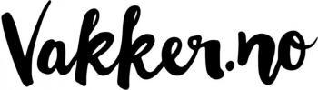 Vakker.no logo