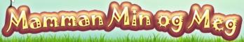 Mamman Min og Meg logo