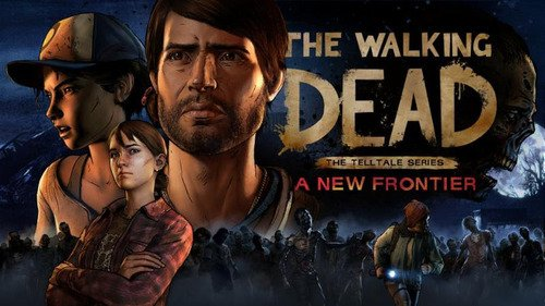 The Walking Dead: A New Frontier til Playstation 4