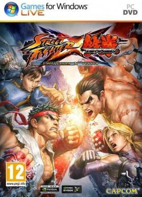 Street Fighter X Tekken til PC