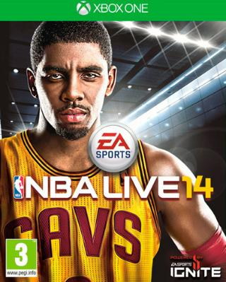 NBA Live 14 til Xbox One